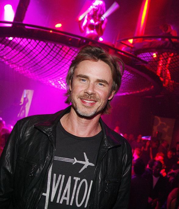 True Blood star Sam Trammell at Gallery Nightclub at Planet Hollywood in Las Vegas