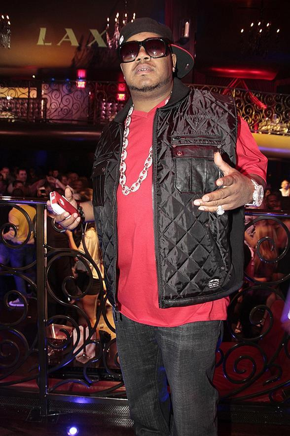 Twista Performs at LAX Nightclub