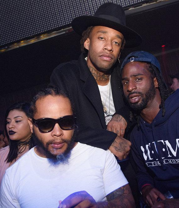 Ty Dolla $ign at TAO