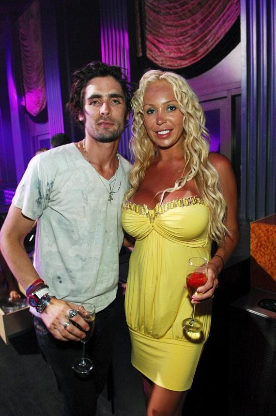 Tyson Ritter and Mary Carey at Chateau