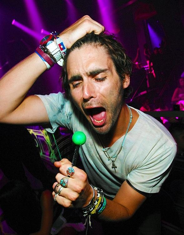 Image result for tyson ritter live