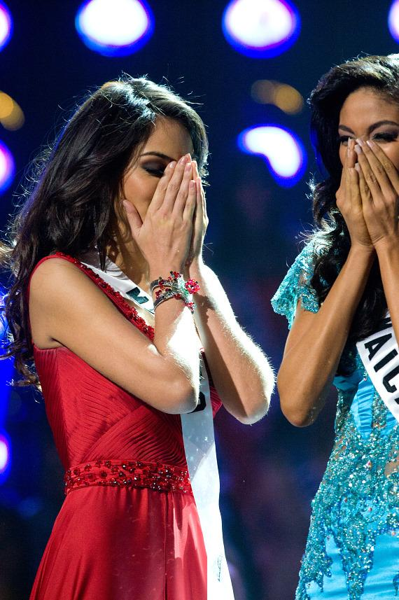 Miss Mexico, Jimena Navarrete Crowned MISS UNIVERSE 2010 During Live NBC Telecast