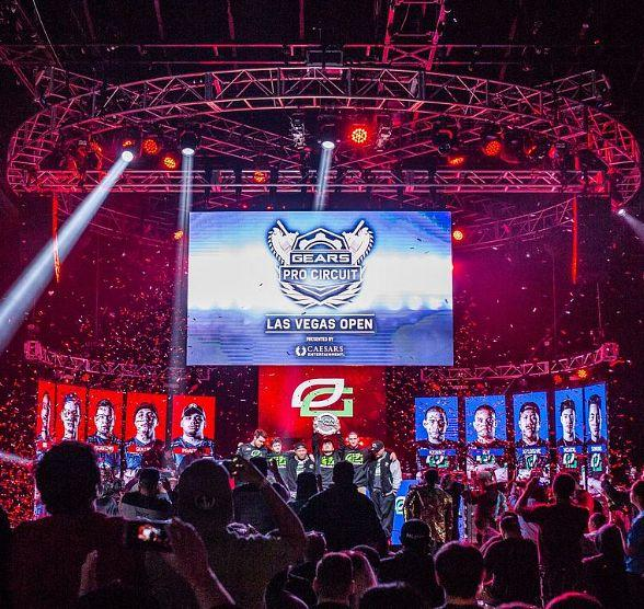 Caesars Entertainment Studios Hosts Second Gears Pro Circuit Las Vegas Open Event April 6-8