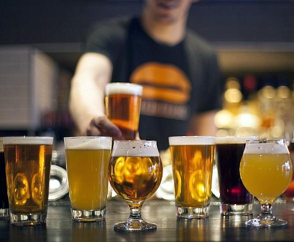 """Umami Burger, Beer Garden & Sports Book at SLS Las Vegas Hosts Lovelady Brewing Company for """"Tap Takeover"""" in July"""