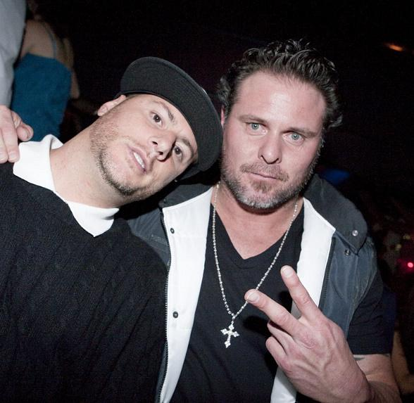 Jason Giambi at Body English