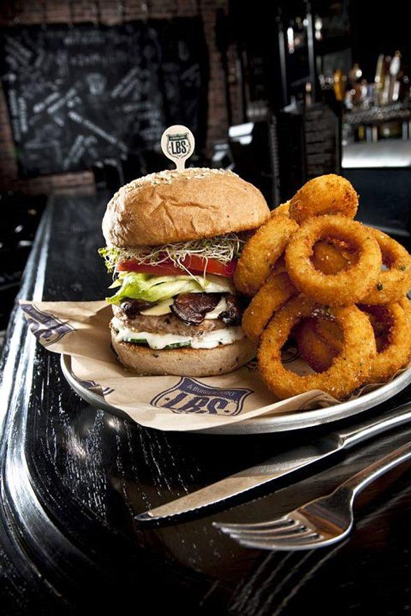 Proceeds from LBS' 'Urth' Burger to Benefit Springs Preserve