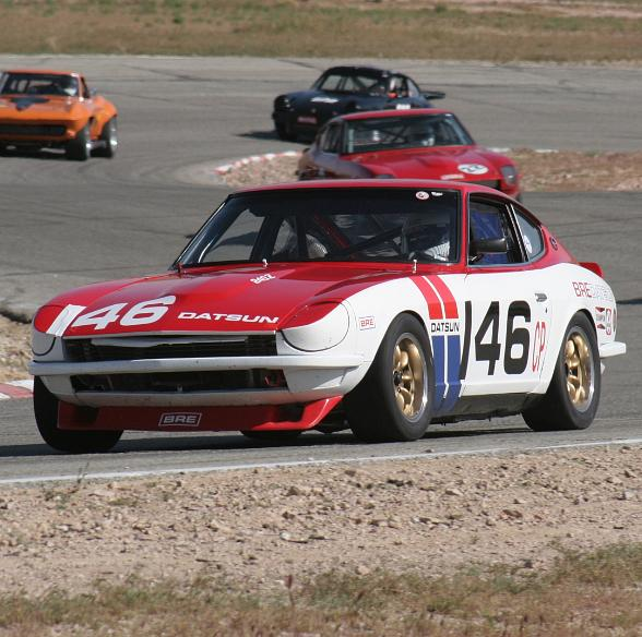 Vintage auto racing association features porsche datsun for Motor trend international auto show las vegas