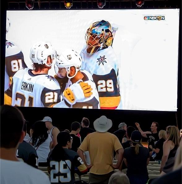 Henderson Pavilion Hosts Golden Knights Viewing Parties for Home & Away Stanley Cup Games