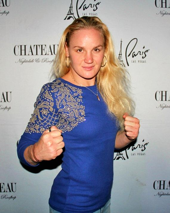 UFC Fighters Host After-Parties at Chateau Nightclub & Rooftop in Las Vegas