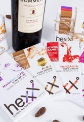 Wine and Dine Your Valentine at HEXX Las Vegas with Romantic Prix Fixe Menu and Chocolate Gift Baskets