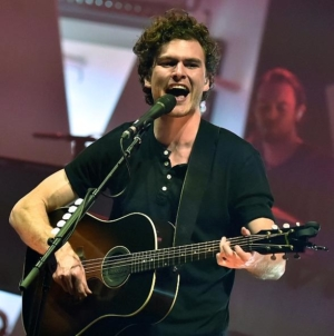 Australian Singer-Songwriter Vance Joy Performs at The Pearl Concert Theater in Palm Casino Resort in Las Vegas