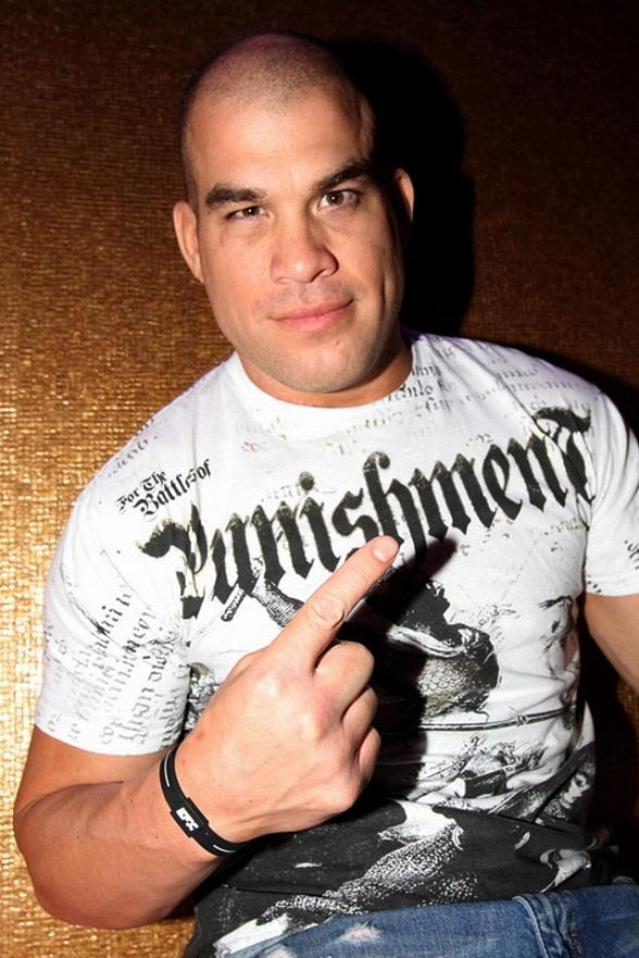 Mixed Martial Artist Tito Ortiz Attends Official UFC After-Party at Vanity