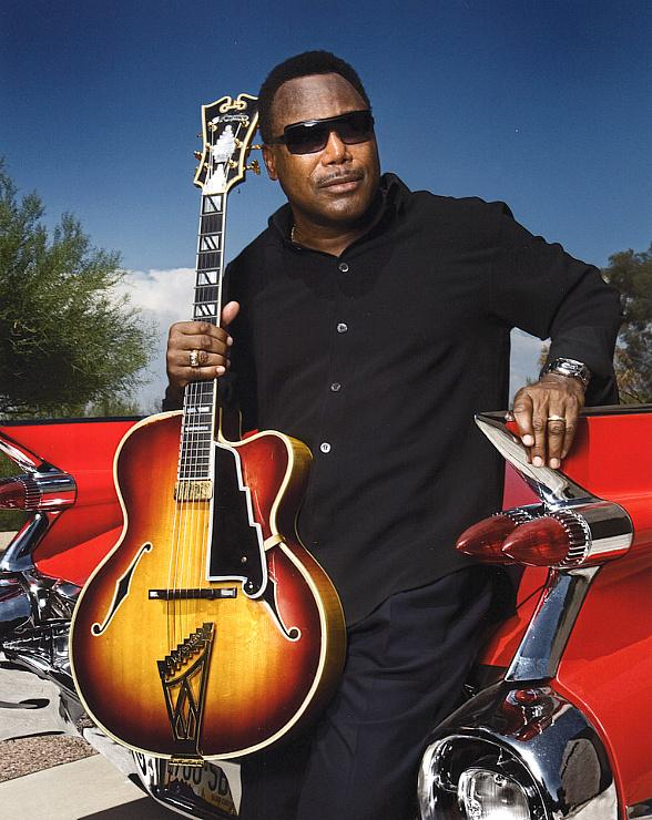 Legendary Musician George Benson to Perform at Sunset Station Amphitheater Sept. 16