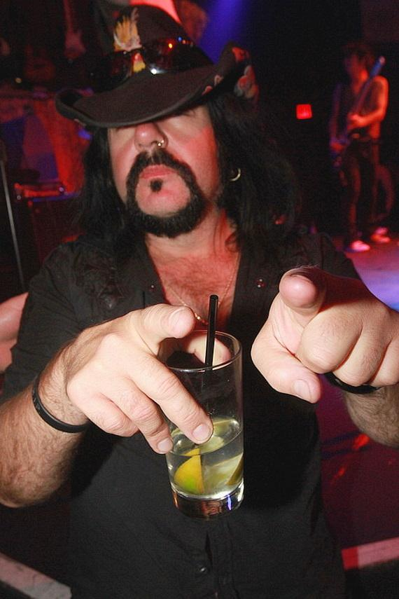 Vinnie Paul at Wasted Space