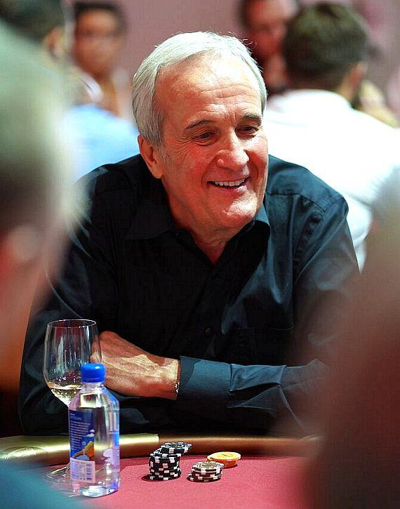 Lou Ruvo at Keep Memory Alive Poker Event
