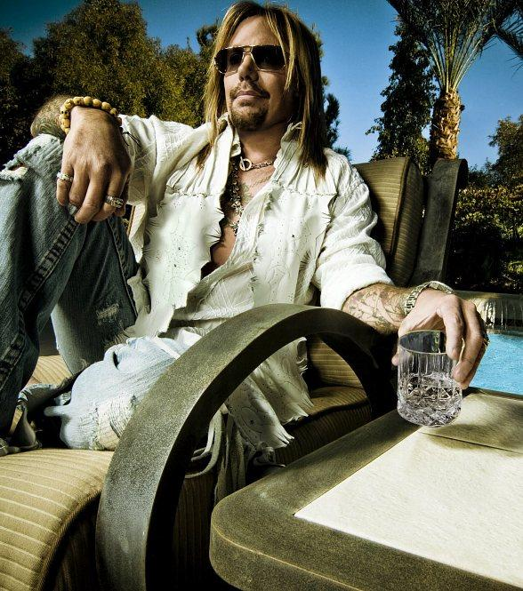Mötley Crüe Front Man Vince Neil Partners with Vegas Restaurateurs to Bring His Tatuado Brand to Circus Circus Nov. 9
