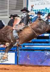 World Champion Bull Riders Return to South Point Arena and Equestrian Center for the Tuff Hedeman Bull Riding Tour on March 3, 2018
