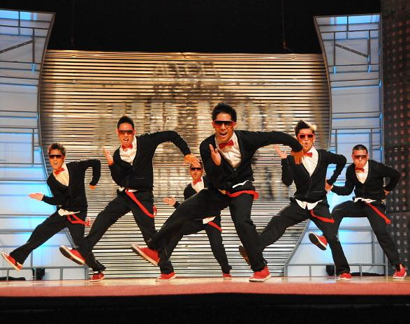 World Hip Hop Dance Championship Poreotics Crew