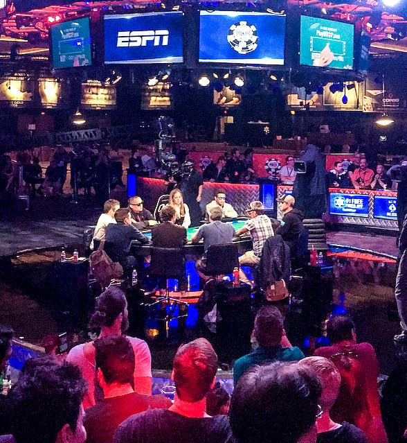 World Championship of Poker Begins Saturday at Rio; Live on ESPN/ESPN2/PokerGO
