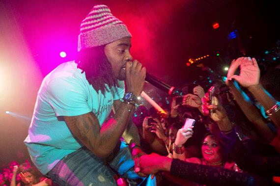 Wale at Marquee