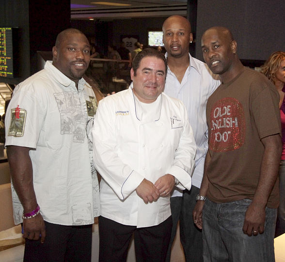 VIP Opening Party of Lagasse Stadium at The Palazzo