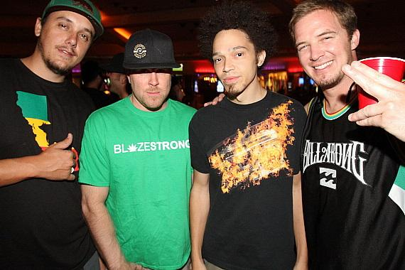 Slightly Stoopid at Wasted Space