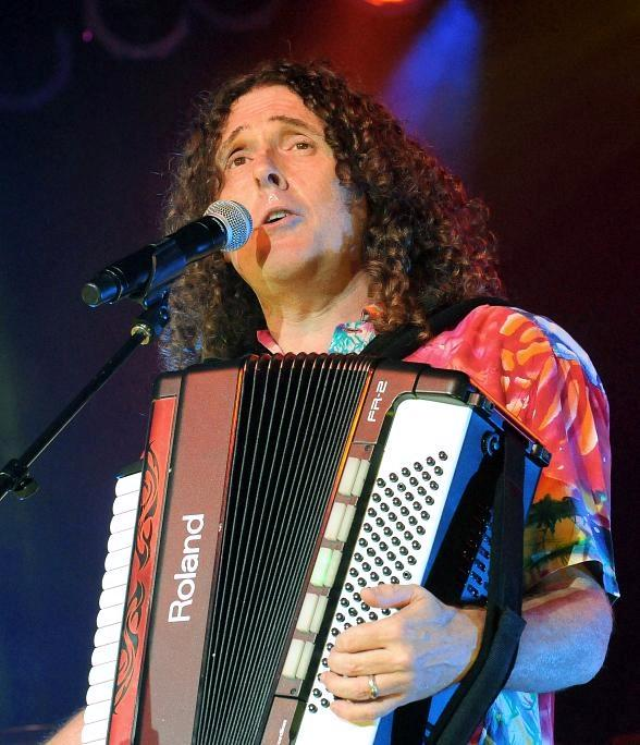 """""""Weird Al"""" Yankovic Announces the """"Strings Attached"""" Tour Visiting the Smith Center in Las Vegas Aug. 7, 2019"""