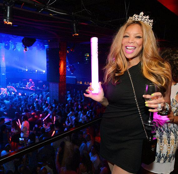 Wendy Williams Celebrates Her 50th Birthday at TAO