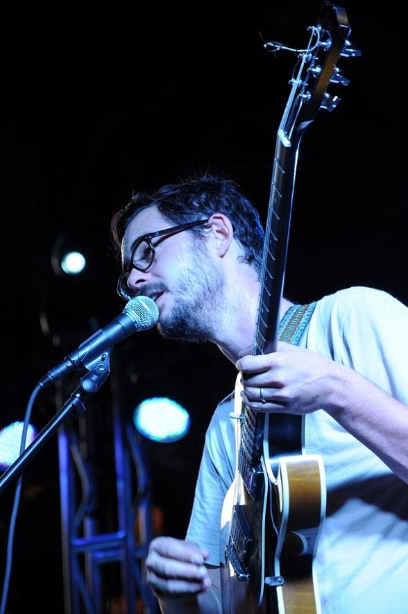 White Denim Performs at Boulevard Pool at The Cosmopolitan of Las Vegas