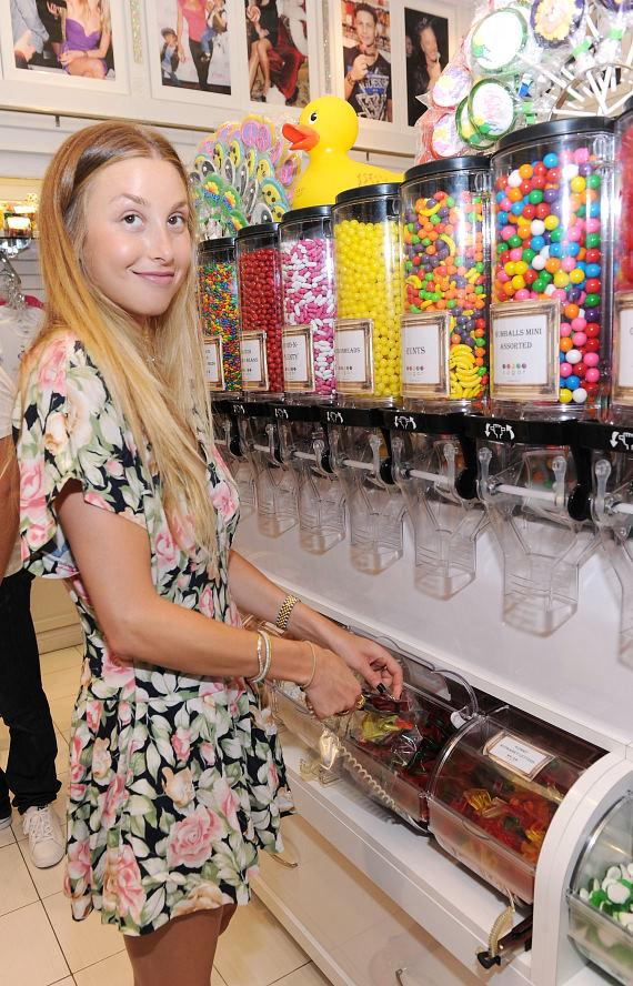Whitney Port Shops at Sugar Factory