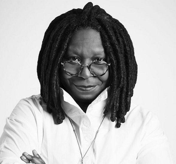Legendary Comedic Actress Whoopi Goldberg Returns to Treasure Island November 10