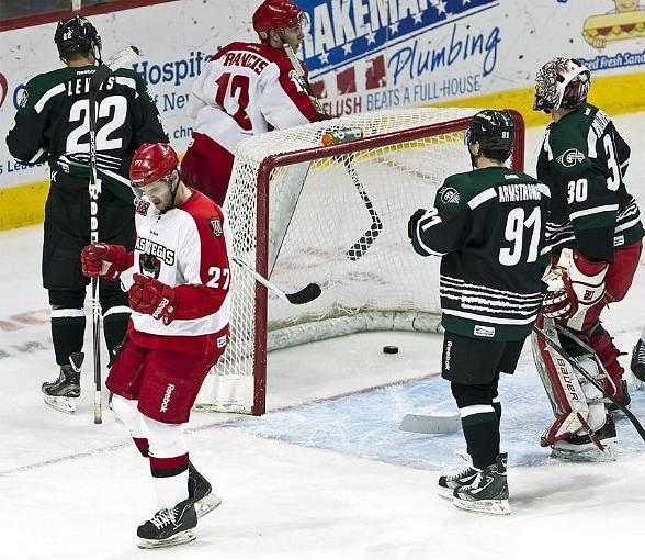 Wranglers Take Down Grizzlies, 4-1