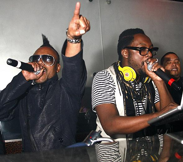 Will.I.Am at Prive