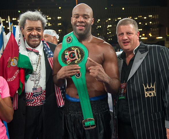 Don King, Zab Judah, Randy Couture, Frank Mir, Mindy Robinson, Derek Stevens and more at