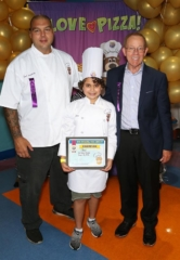 John's Incredible Pizza Company Crowns Kids Cook-Off Champion
