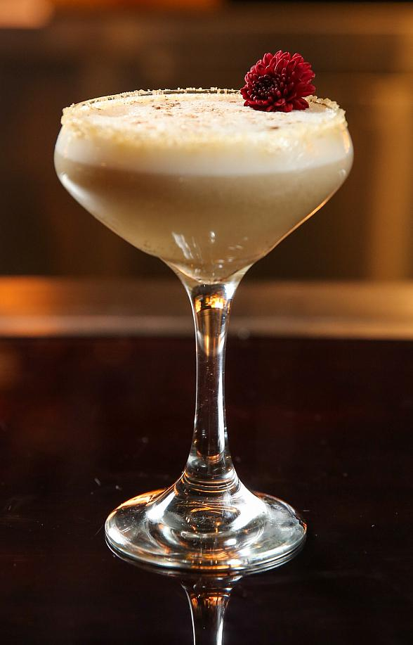 Double Barrel Celebrates the Season with a Whimsical Winter Cocktail