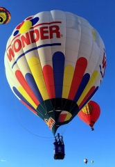 Iconic Wonder Bread Balloon Takes to Las Vegas Skies