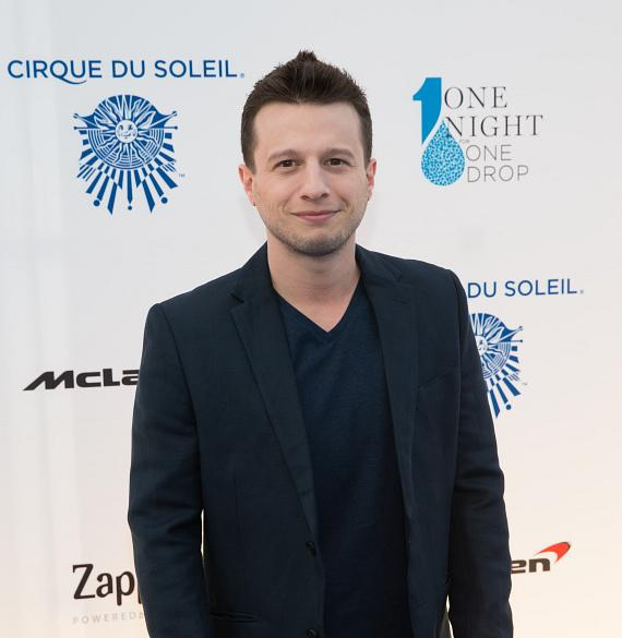 World-famous magician Mat Franco at 'One Night for ONE DROP'
