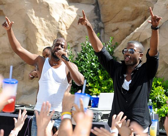 Wyclef and Ray-J
