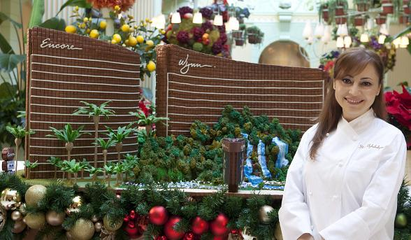 Wynn Las Vegas and Encore Unveil Holiday Décor