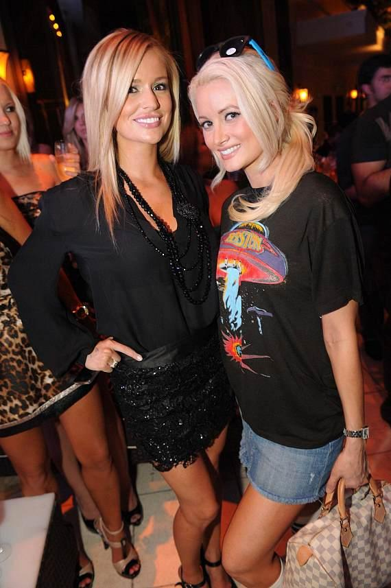Emily Maynard and Holly Madison