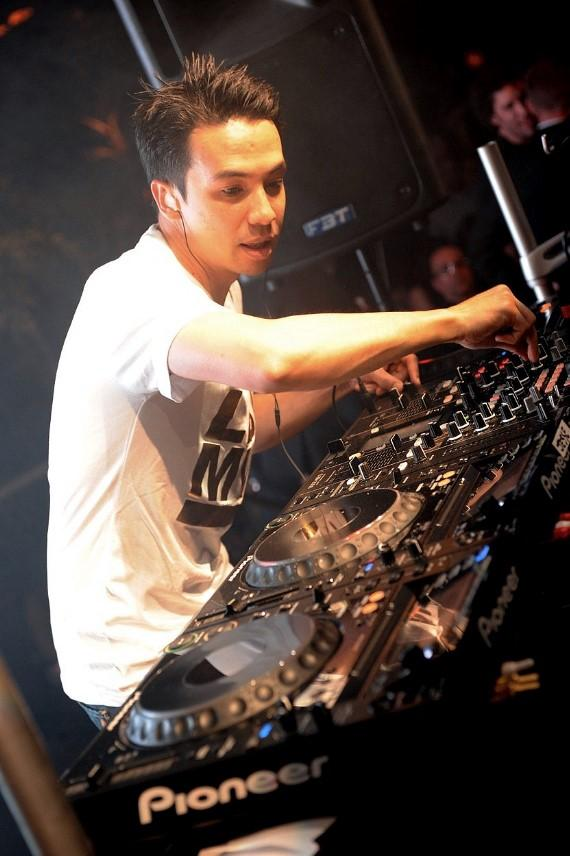 Laidback Luke at XS Nightclub