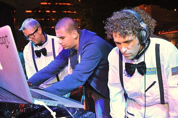 Manufactured Superstars with Afrojack at XS