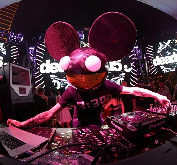Deadmau5 Celebrates 'The Veldt' Release at XS Nightclub in Las Vegas