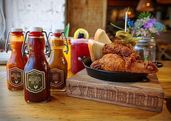 Celebrate National Bourbon & Chicken Month with Yardbird Southern Table & Bar inside The Venetian Resort