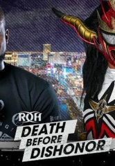 "Ring of Honor ""Death Before Dishonor"" Wrestling Comes to Orleans Arena Sept. 28-29"