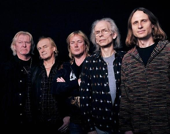 Progressive Rock Veterans, YES, to Bring Classic Hits to Downtown Las Vegas Events Center Aug. 27
