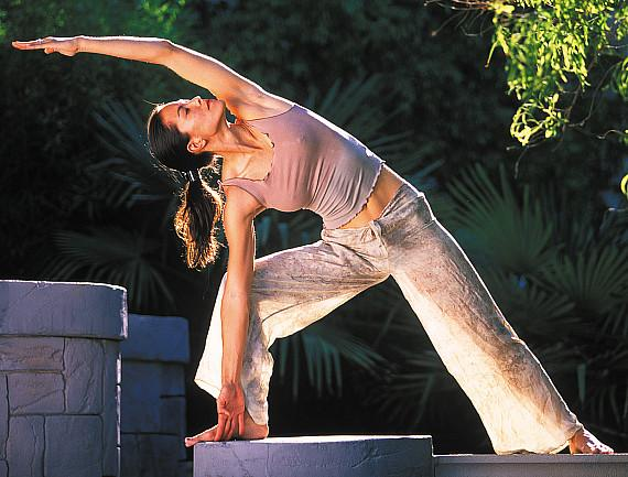 Yoga at Four Seasons Las Vegas