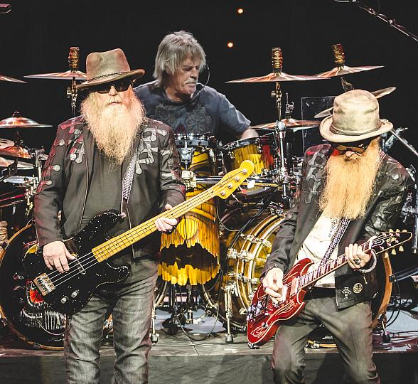 ZZ Top Kicks off Limited Engagement to Sold-Out Audiences This Weekend at The Venetian Las Vegas; Tickets for Three Remaining Shows Through Saturday, April 28 Are on Sale Now