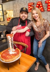 Giordano's Boca Park Hosts Grand Opening Ribbon Cutting on Pi Day